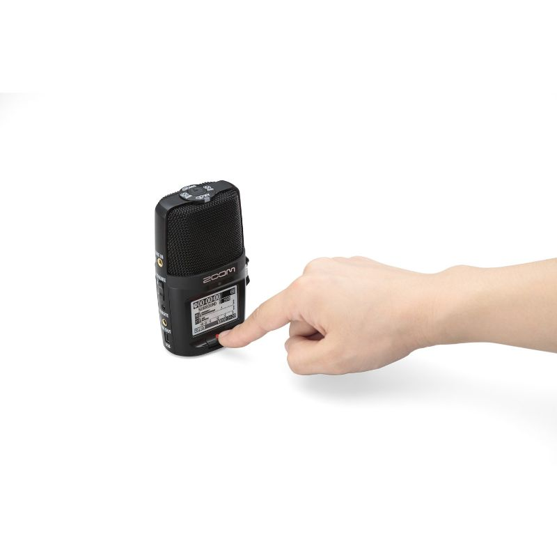 Zoom H2n Handy Recorder-Daily Steals