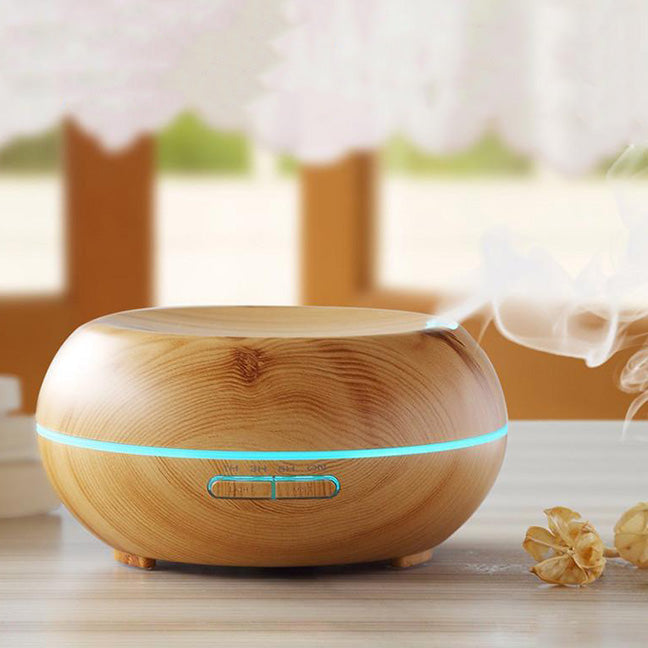 iPM 200ML Humidifier With Color Changing Mood Lighting