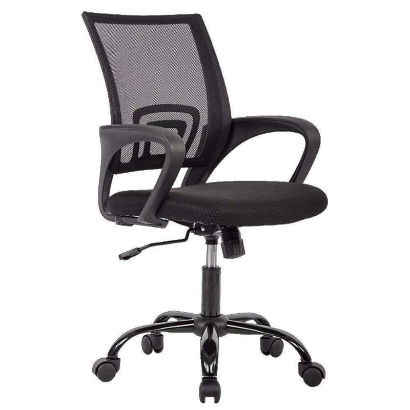 Mesh Ergonomic Office Chair-Black-Daily Steals