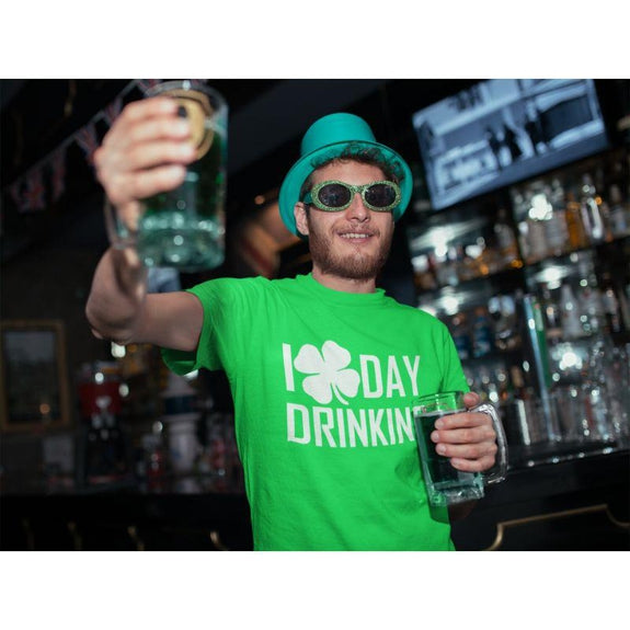 Drôle de la Saint-Patrick T-shirts unisexes-Daily Steals
