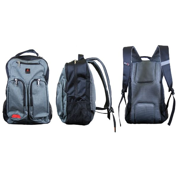 Pro Series Padded Laptop Backpacks-Grey (Tech)-Daily Steals