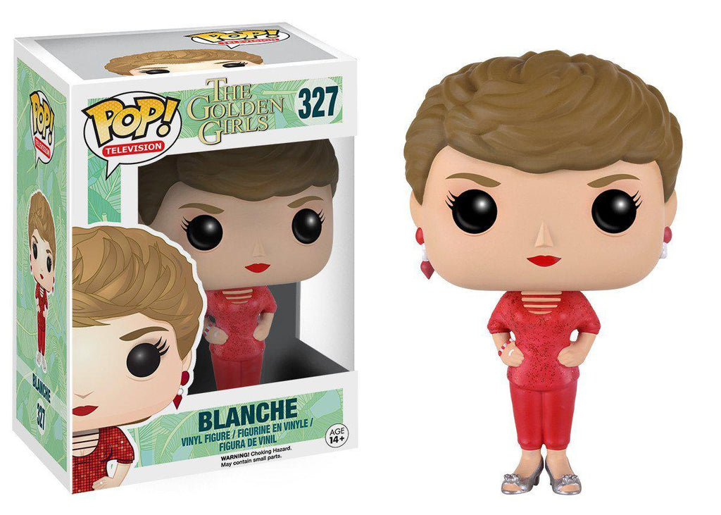 Funko POP Collectible Figures-POP TV: Golden Girls - Blanche-Daily Steals