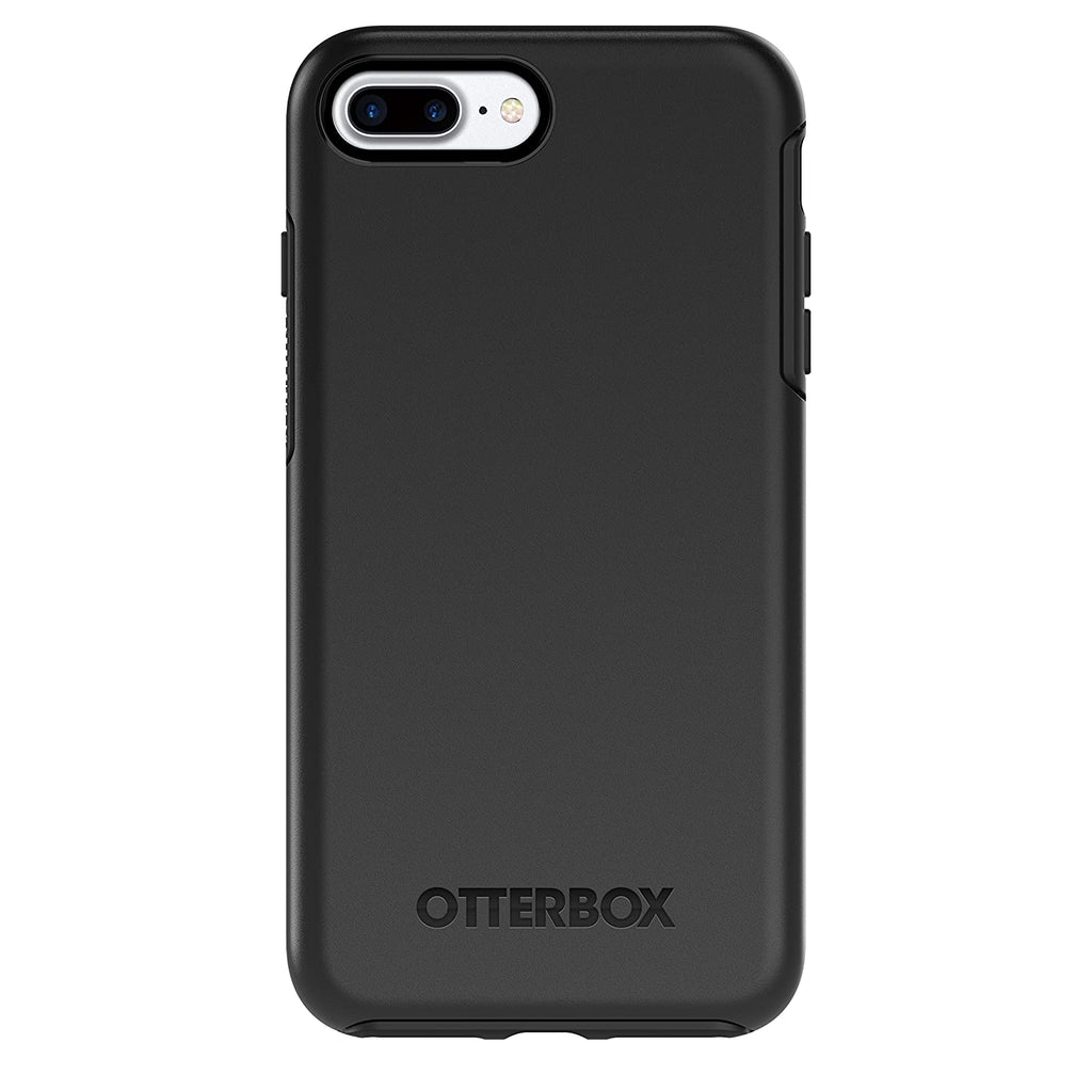 OtterBox SYMMETRY SERIES Case for iPhone 8 Plus and iPhone 7 Plus - 2 Options Available-Black-Daily Steals