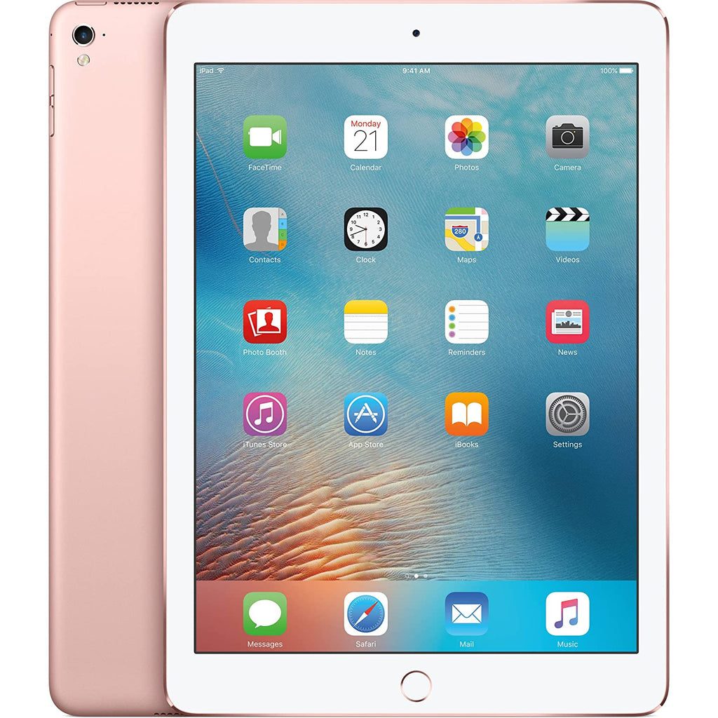 "Daily Steals-Apple iPad Pro 9.7"" with Wi-Fi or Unlocked Cellular – 32GB-Tablets-Rose Gold-Wifi Only-"