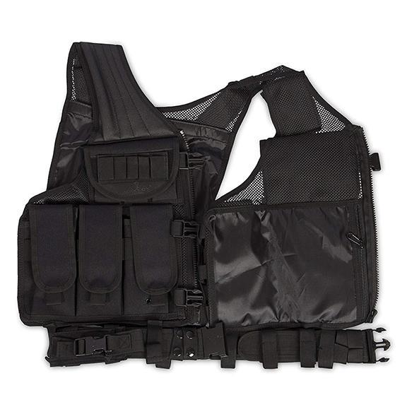 Daily Steals-Teknon Heavy Duty Tactical Utility Vest-Outdoors and Tactical-