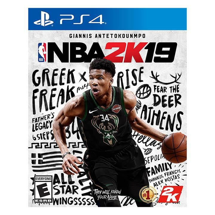 Sony PS4 NBA 2K19-Daily Steals