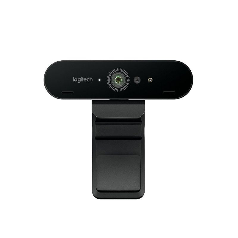 Logitech BRIO 4K UltraHD Webcam for Video Recording and Streaming-Daily Steals