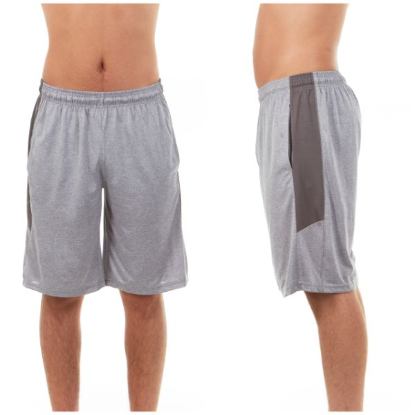 Daily Steals-Men's Active Athletic Dry Fit Performance Shorts - 5 Pack-Men's Apparel-Small-