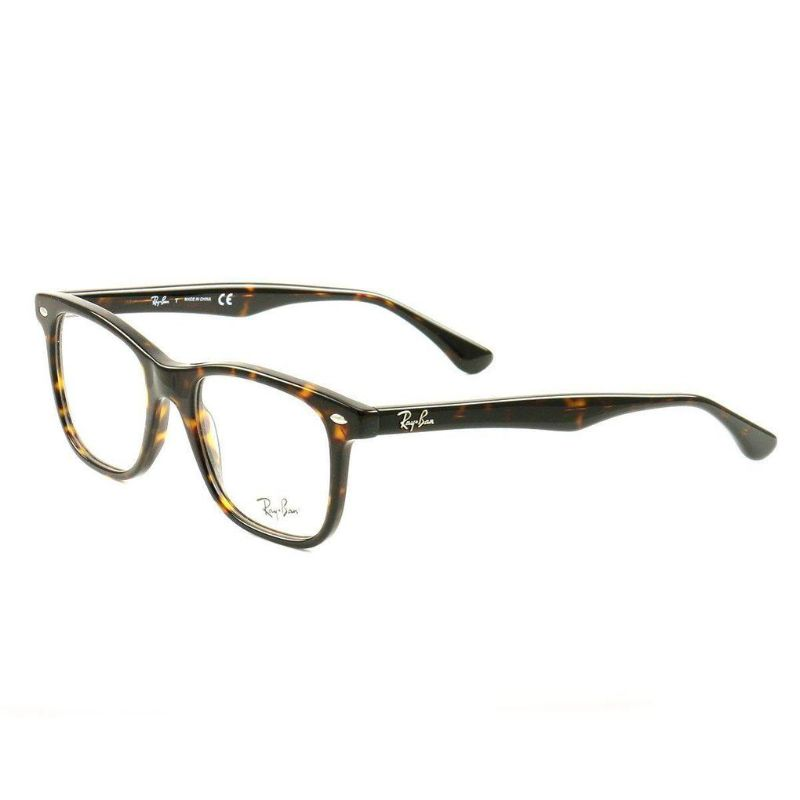 Ray-Ban RX Highstreet Framed Prescription Eye Glass Havana 51 RX5248-2000