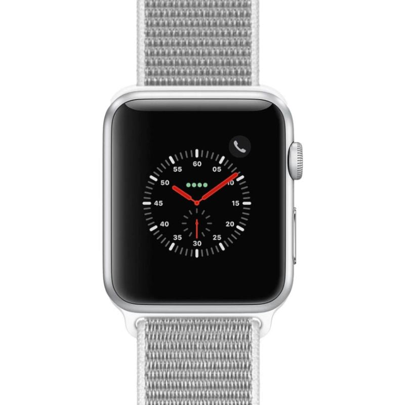 Apple Watch Series 2 38mm, WiFi-Silver with Seashell Sport Loop-Daily Steals