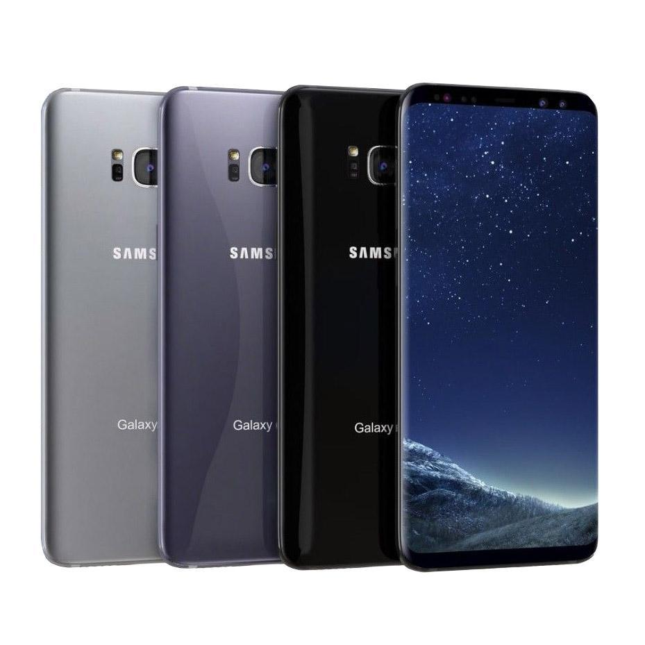 update alt-text with template Daily Steals-Samsung Galaxy S8 Or S8+ Factory Unlocked 64GB - 3 Colors-Cellphones-Silver-S8-