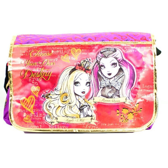 Children's Messenger Bag-Pink Once Upon a Time-Daily Steals