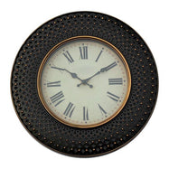 Pinner Clock Company 16-inch Heirloom Wall Clock-Brown-Daily Steals
