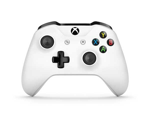 update alt-text with template Daily Steals-Xbox One Wireless Microsoft Controller-VR and Video Games-White-