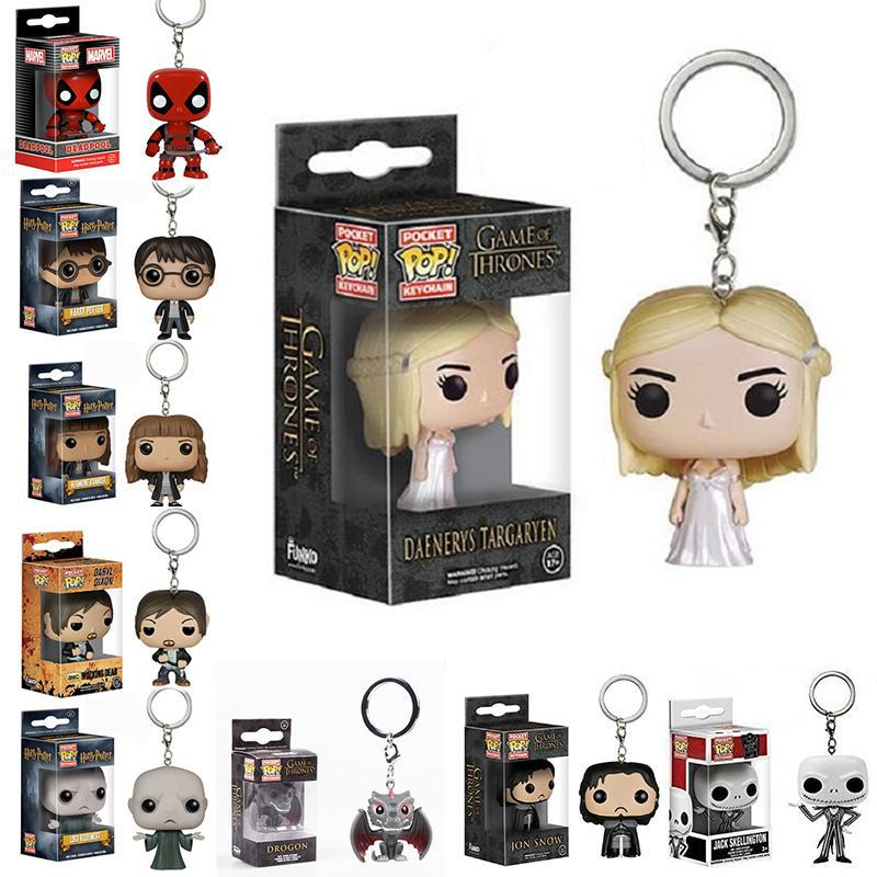 Funko POP Keychain - Various Models-Daily Steals
