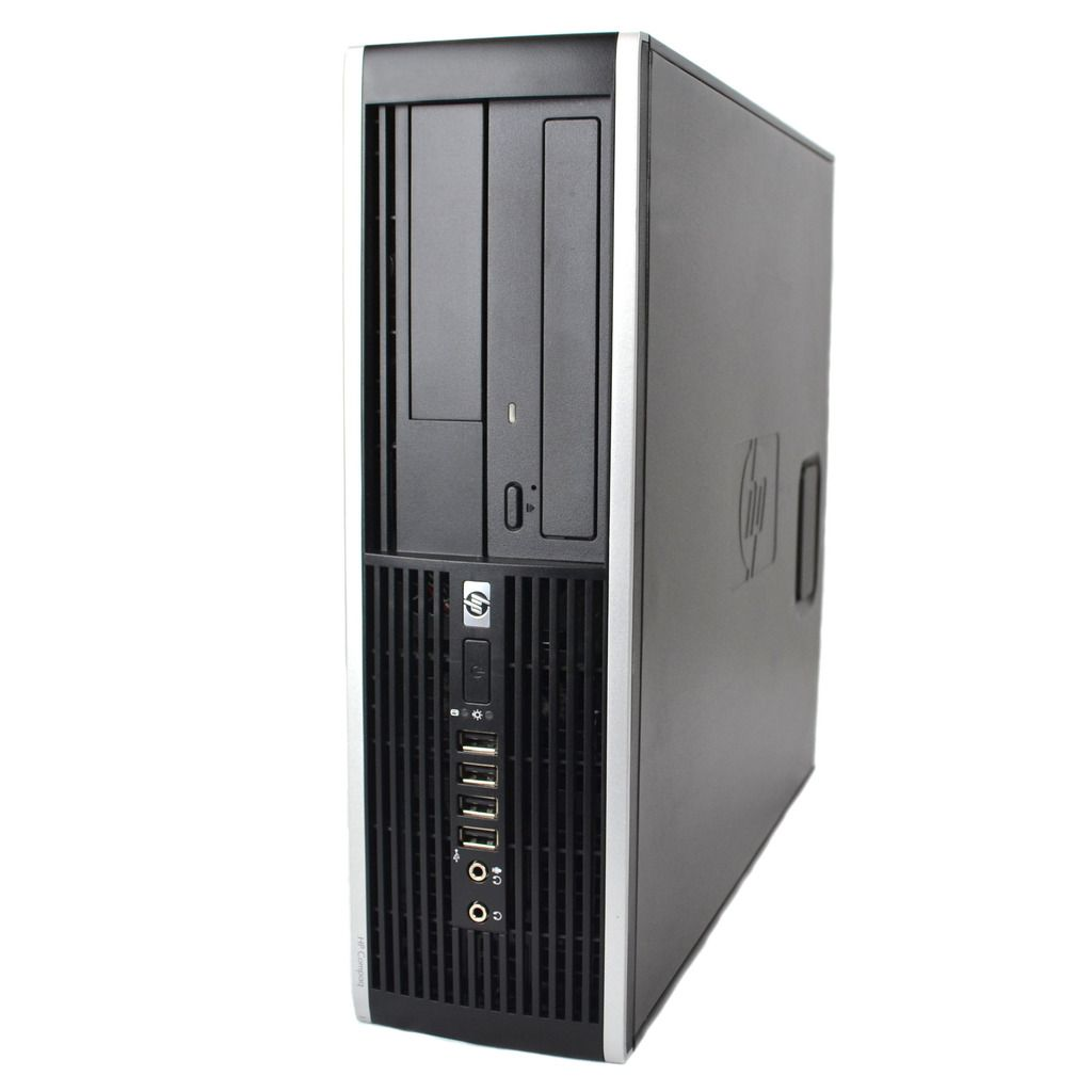 HP 8100 Desktop Computer Intel Core I5 4GB RAM 250GB HDD Windows 10 Home-Daily Steals