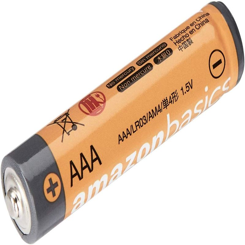 AmazonBasics AAA 1.5 Volt Performance Alkaline Batteries - 100 Pack-Daily Steals