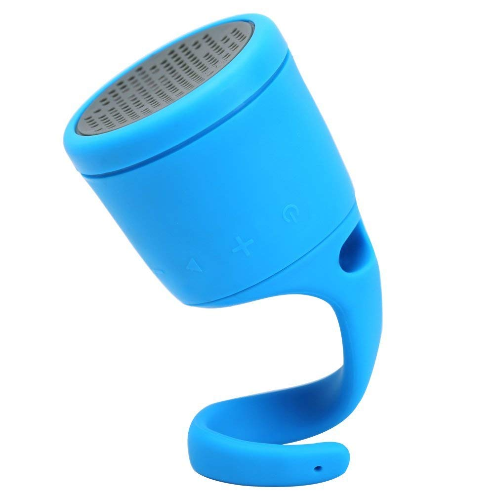 Polk Audio BOOM Swimmer Bluetooth Speaker-Blue-Daily Steals