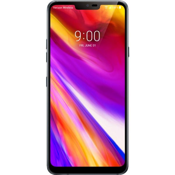 Daily Steals-LG G7 ThinQ 64GB GSM Unlocked Smartphone-Cellphones-Gray-