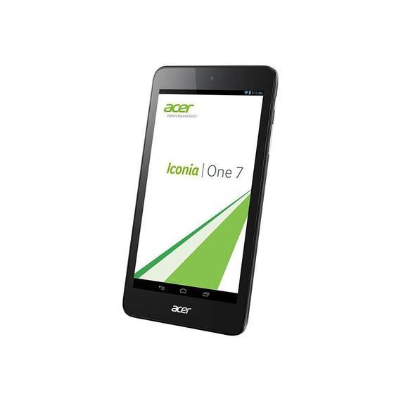 Daily Steals-Acer Iconia ONE 7 Android Tablet With Wi-Fi - 16GB Black-Tablets (refurbished)-