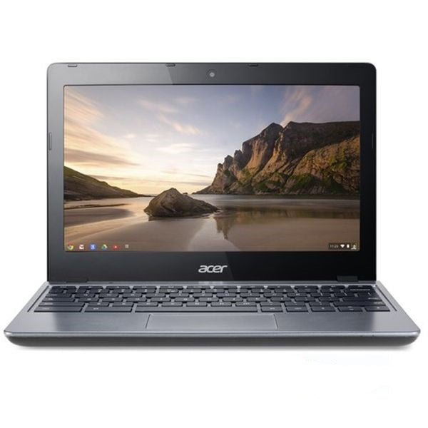 "Acer C720-2103 11.6"" LED Chromebook Intel Celeron Dual Core 1.4Ghz 2GB 16GB SSD-Daily Steals"