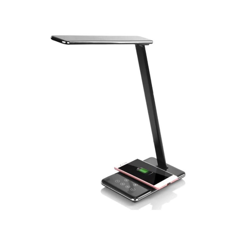 Acesori LED Touch Lamp with Wireless Charging Pad & USB-Daily Steals
