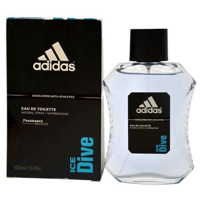 Daily Steals-Adidas Ice Dive by Adidas for Men - 3.4 oz EDT Spray-Personal Care-