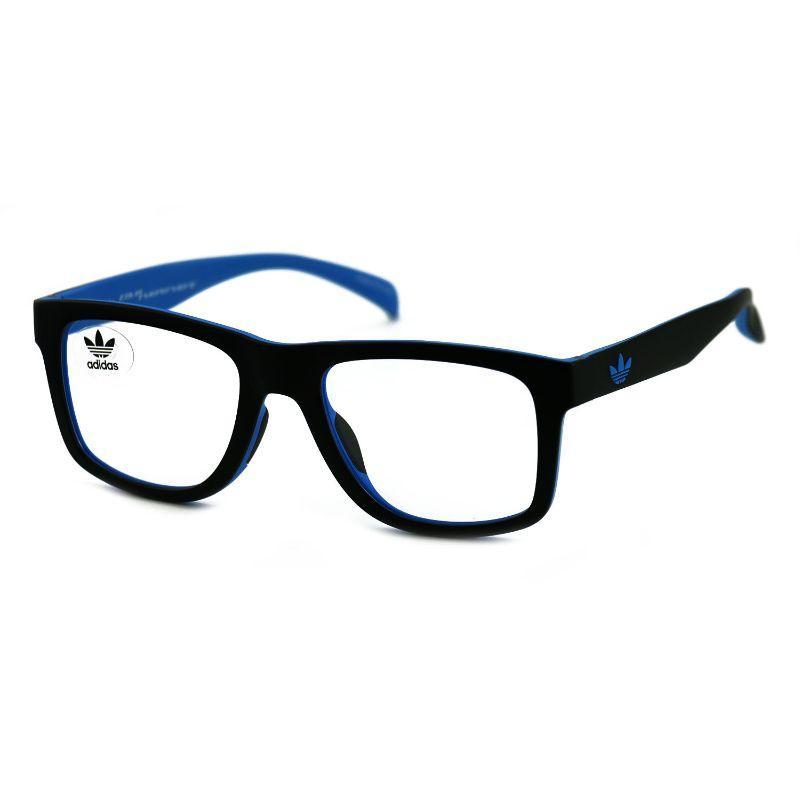 Adidas Men's Eyeglasses AOR000O 009.027 Black/Blue 53 20 140-