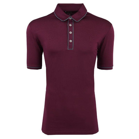 adidas Men's Puremotion Piped Polo-Amazon-2XL-Daily Steals