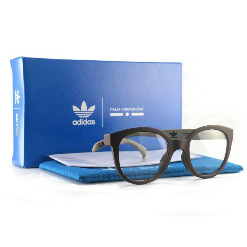 Adidas Women's Eyeglasses AOR002O 044.044 Brown 50 22 140-