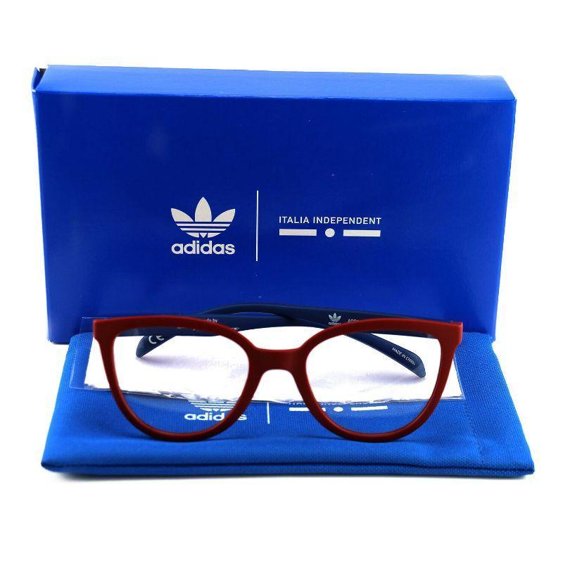 Adidas Women's Eyeglasses AOR006O 053.053 Red/Blue 51 20 140-