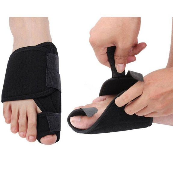 Adjustable Bunion Support Sleeve - 1 or 2 Pack-1 Pack-