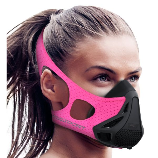 Aduro Sport Peak Resistance Training Mask-Pink-Daily Steals