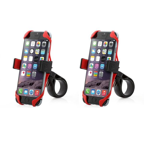 U-Grip Plus Universal Bike Mount - Fits Most Smartphones-2-Pack-Daily Steals