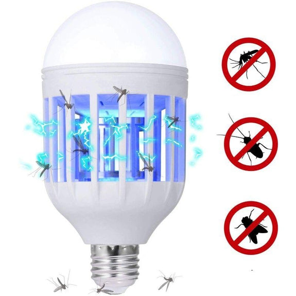 2 in 1 Mosquito Killer Lamp for Indoor and Outdoor Use-Daily Steals
