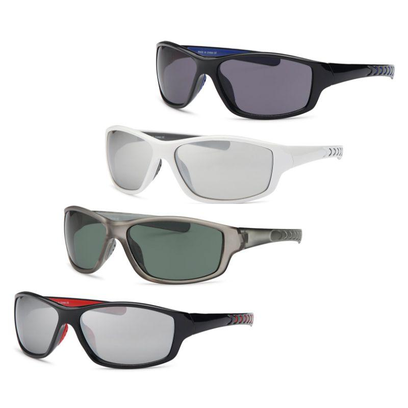 Afonie Inc Bring It On Men's Sunglasses - 4 Pack-Daily Steals