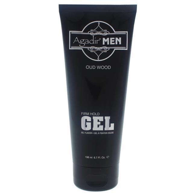 Daily Steals-Agadir Men Firm Hold Gel by Agadir for Men - 6.7 oz Gel-Health and Beauty-