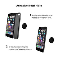 Daily Steals-Air Vent Universal Smartphone Magnetic Car Mount Holder - 2 Pack-Car Accessories-