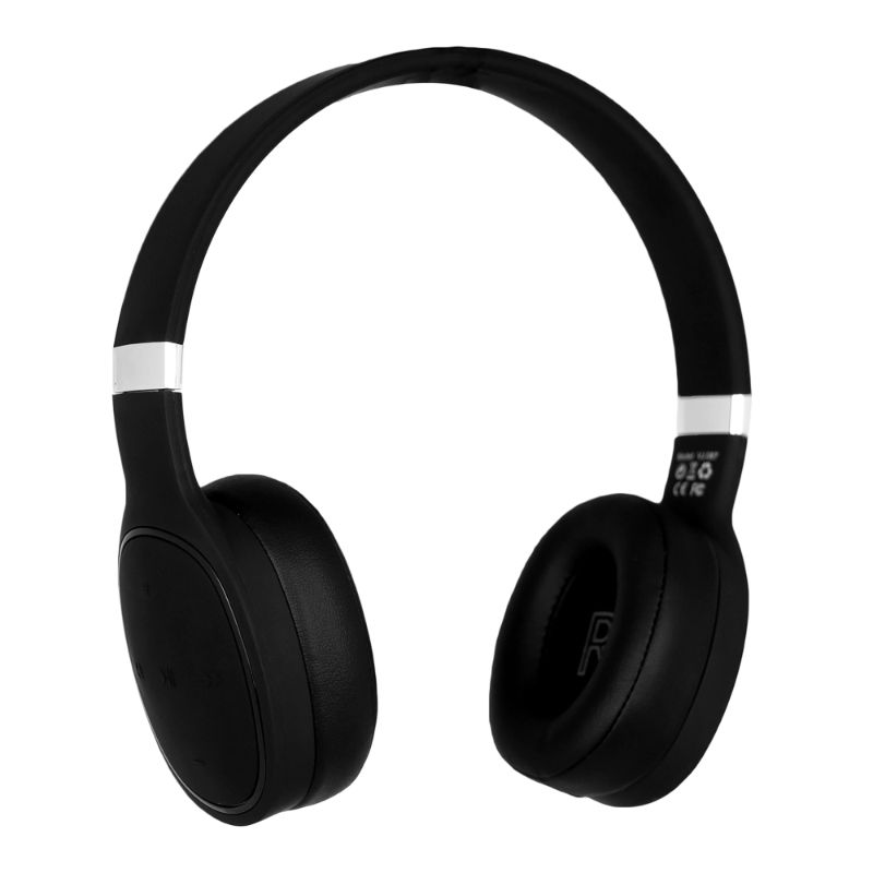 Casque sans fil Bluetooth 5.0 Over-Ear Deep Bass-Black-Daily Steals