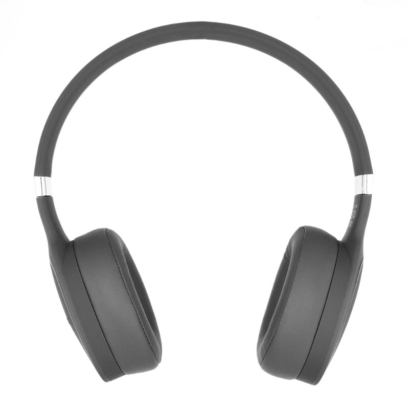 Casque sans fil Bluetooth 5.0 Over-Ear Deep Bass-Grey-Daily Steals