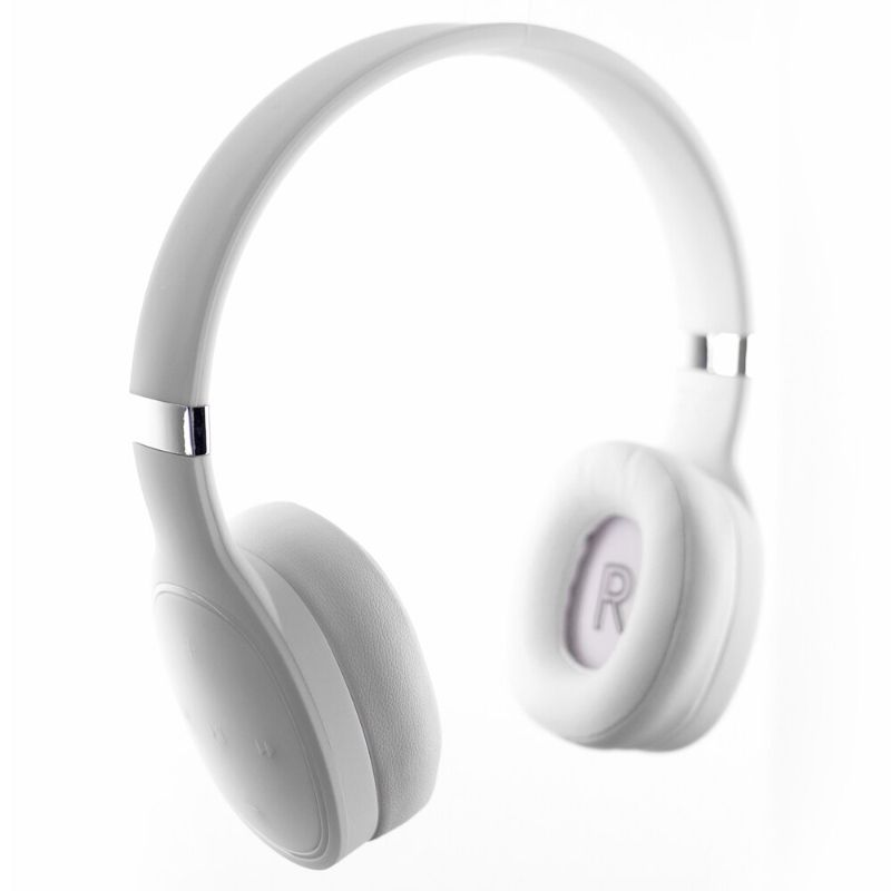 Casque sans fil Bluetooth 5.0 Over-Ear Deep Bass-White-Daily Steals