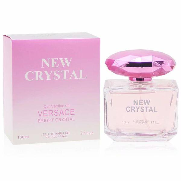 Daily Steals-Alternative to VERSACE BRIGHT CRYSTAL, Eau de Parfum Spray for Women - 3.4 Fl Oz-Health and Beauty-