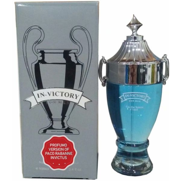 Alternative to INVICTUS by PACO RABANNE, Eau de Toilette Spray for Men - 3.4 Fl Oz-Daily Steals