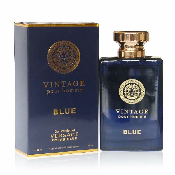 Alternative to VERSACE DYLAN BLUE, Eau de Parfum Spray for Men - 3.4 Fl Oz-Daily Steals