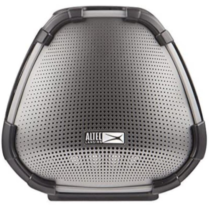 Altec Lansing VersA Smart Portable Bluetooth Speaker with Amazon Alexa Voice Assistant
