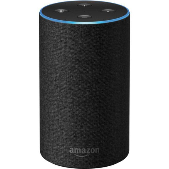 Amazon Echo 2nd Generation - Smart speaker with Alexa and Dolby processing-Daily Steals