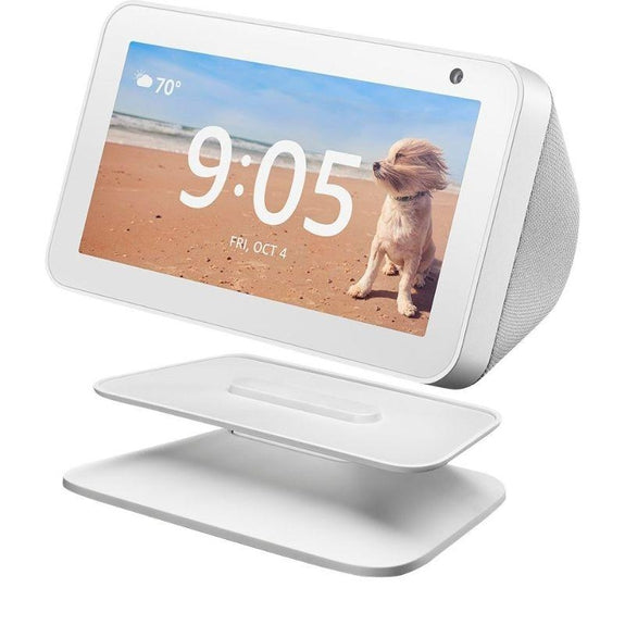 Amazon Echo Show 8 Adjustable Stand-White-