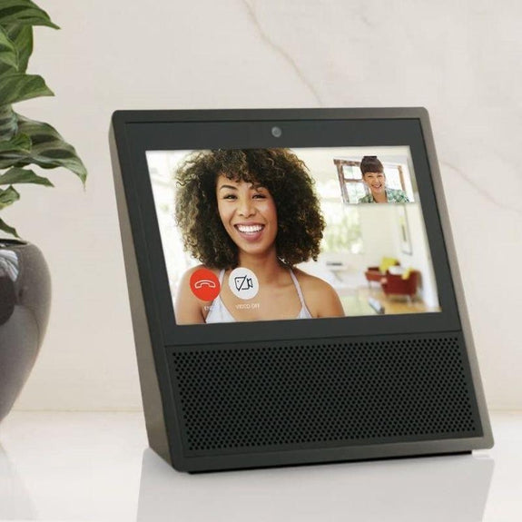 Amazon Echo Show Bluetooth Smart Speaker with Alexa-Daily Steals