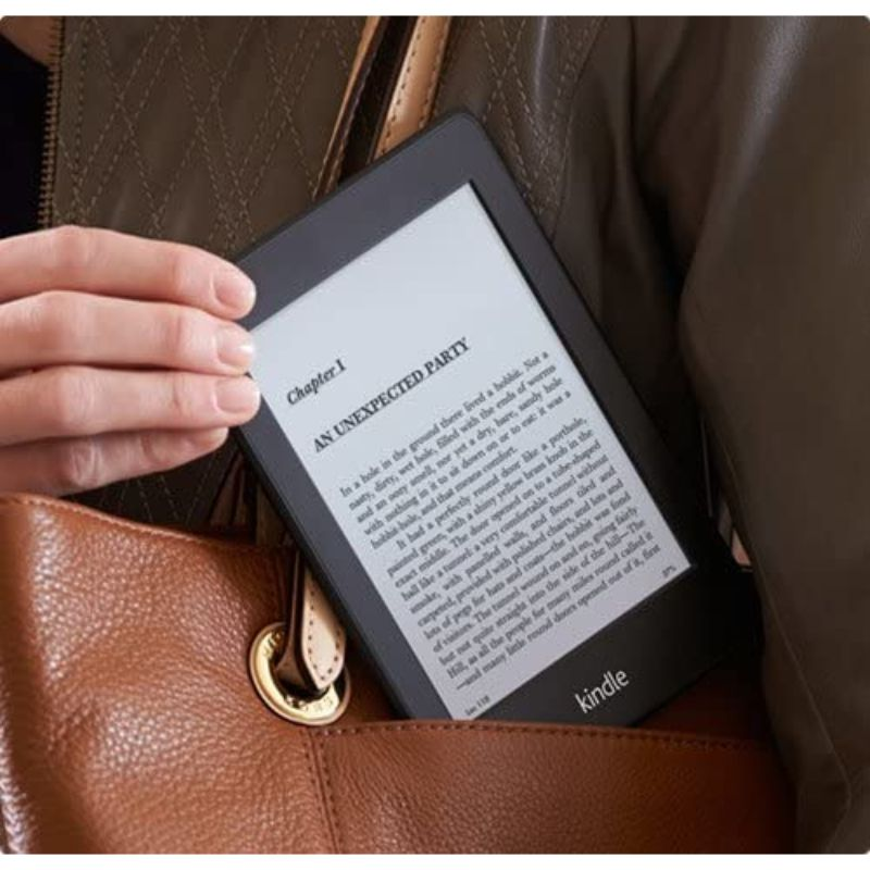 Amazon Kindle Paperwhite - 5th Generation - Wi-Fi - 2GB - E-Reader-Daily Steals