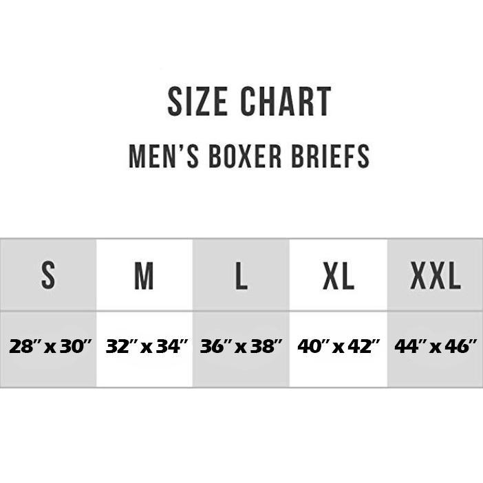 Mens Boxer Briefs 100% Cotton - 8 Pack-Daily Steals